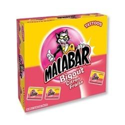 Malabar  Citron et Fraise 200PCS
