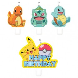Bougies Pokémon