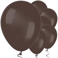 """50 Ballons  chocolat  12"""" (31 cm)"""
