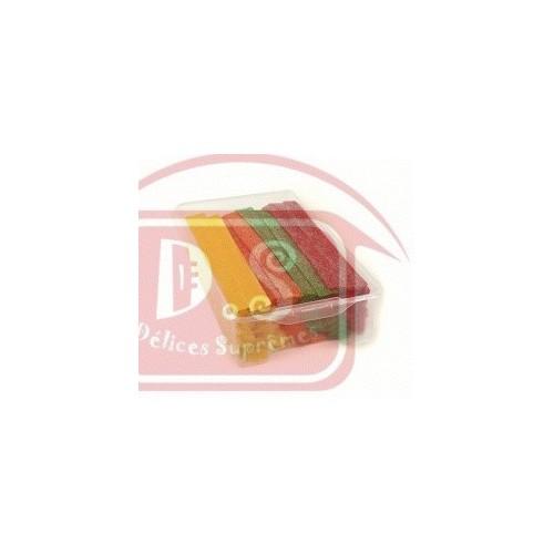 Ceinture multicolore en boîte de 200