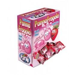 Bubble gum PANNAFRAGOLA x 200PCS