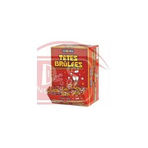 Tête brûlée Cola -Boîte de 300PCS