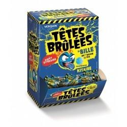 Tête brûlée Framboise - Boîte de 300PCS