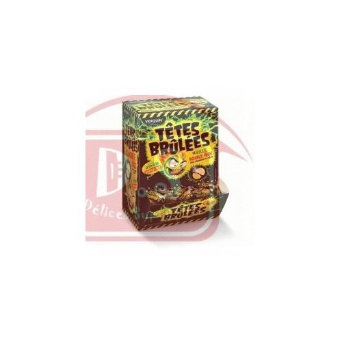 Tête brûlée Citron vert - Boîte de 300PCS