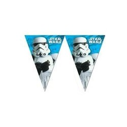 Guirlande fanions Star Wars