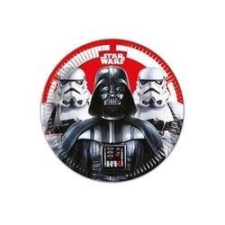 Assiette en carton 23 cm Star Wars