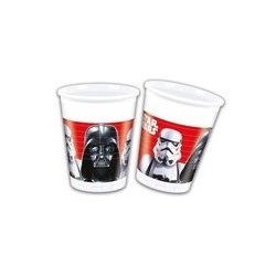 8 Gobelets en carton 20 cl Star Wars