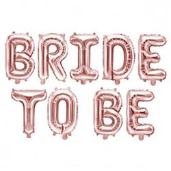 Ballon aluminium BRIDE TO BE