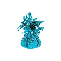 Poids de 170g pour ballon-Bleu turquoise