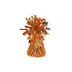 Poids de 170g pour ballon-Orange