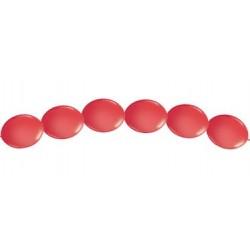 """Ballon à lien rapide-Rouge 6 (50 pièces)"""""""