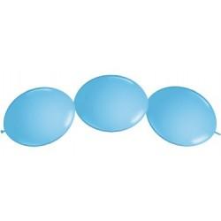 """Ballon à lien rapide-Bleu pâle 12 (50 pièces)"""""""