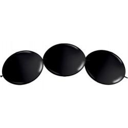 """Ballon à lien rapide-Noir 12 (50 pièces)"""""""