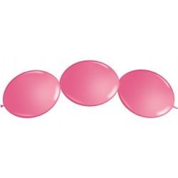 """Ballon à lien rapide-Rose 12 (50 pièces)"""""""