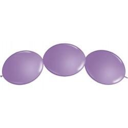 """Ballon à lien rapide-VioletClair 12 (50 pièces)"""""""