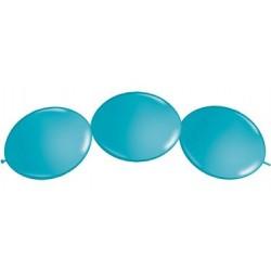 """Ballon à lien rapide-Bleu 12 (50 pièces)"""""""