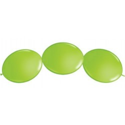 """Ballon à lien rapide-Vert Citron 12 (50 pièces)"""""""