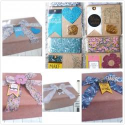 Set emballage cadeau