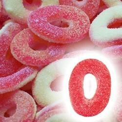 Rondelle fraise 1 kg